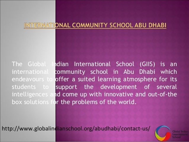 international community school abu dhabi reviews