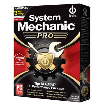 iolo system mechanic pro review