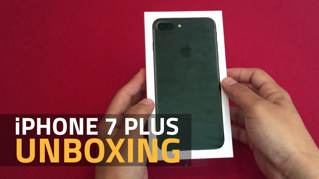 iphone 7 plus review youtube
