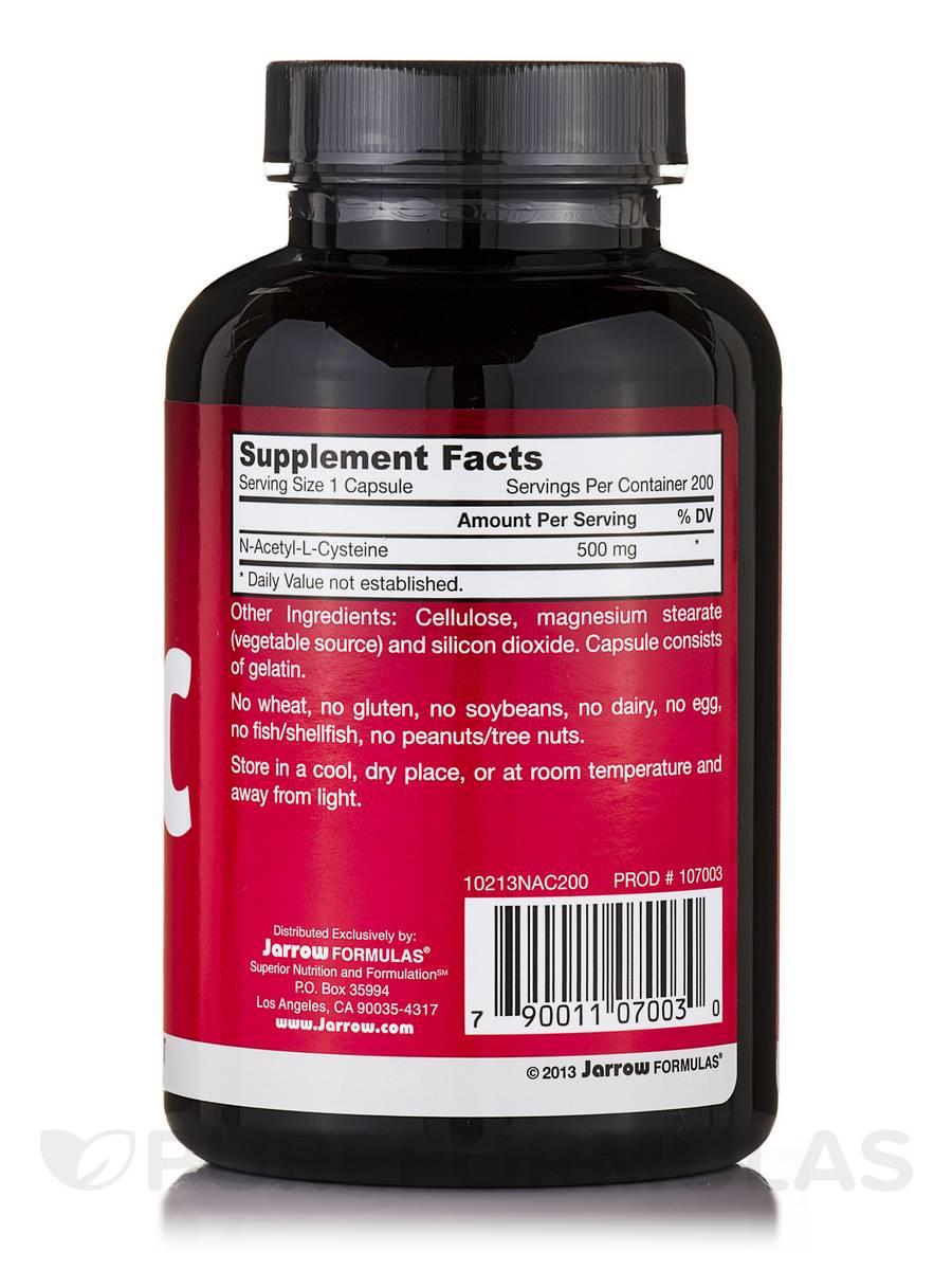 jarrow nac 500 mg reviews