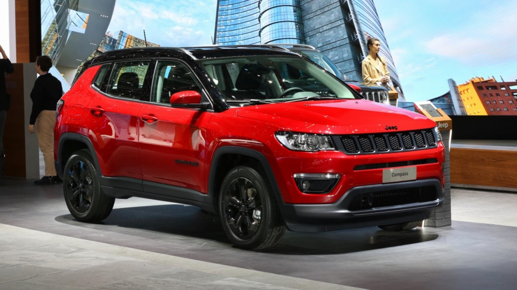 jeep compass review top gear