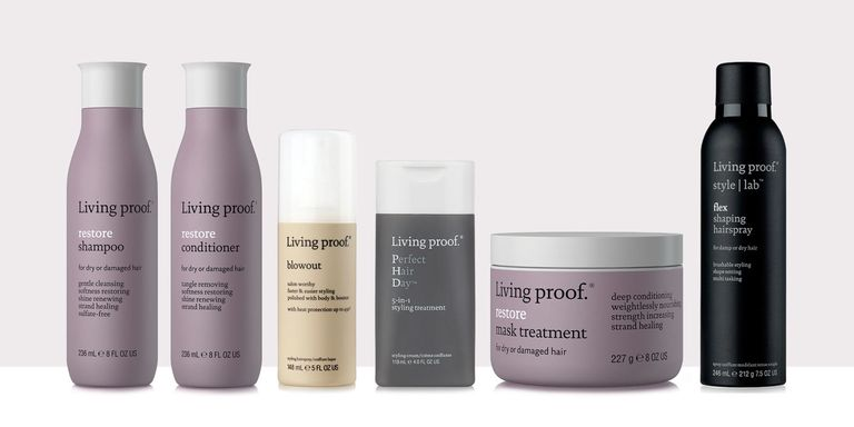 jennifer aniston hair products living proof reviews