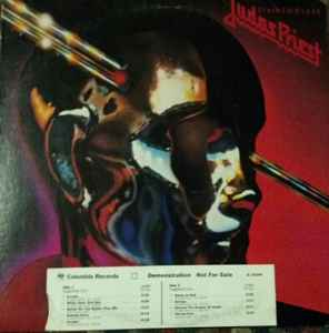 judas priest stained class review