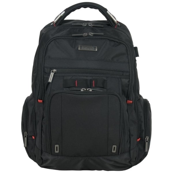 kenneth cole reaction laptop backpack review