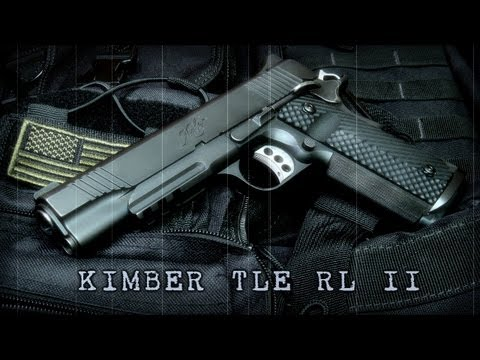 kimber pro tle rl ii review