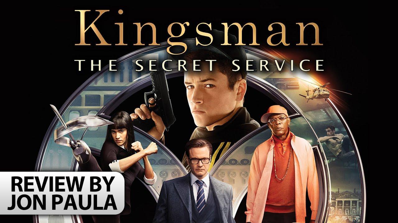 kingsman the secret service review