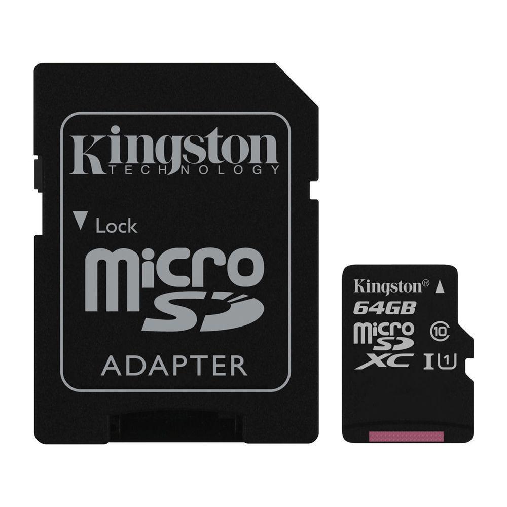 kingston 64gb micro sd review
