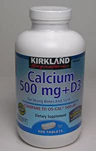 kirkland calcium plus 600 mg reviews