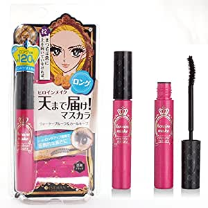 kiss me heroine make long and curl mascara review