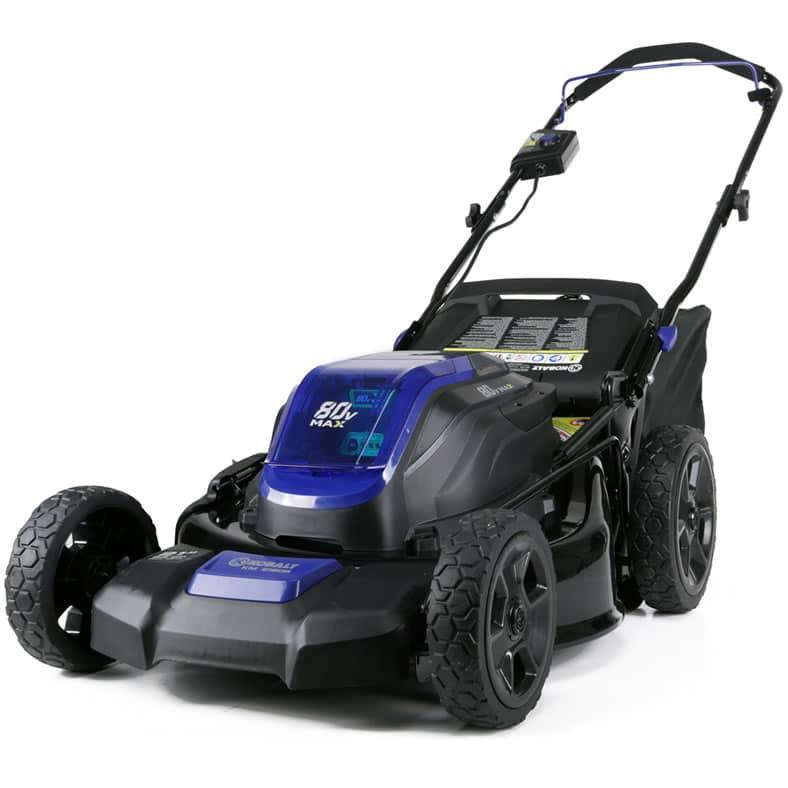 kobalt 19 inch cordless mower review