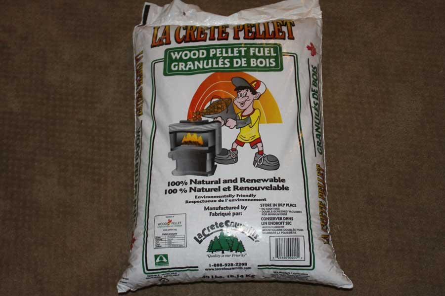 la crete wood pellets review