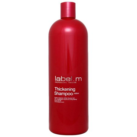 label m thickening shampoo review