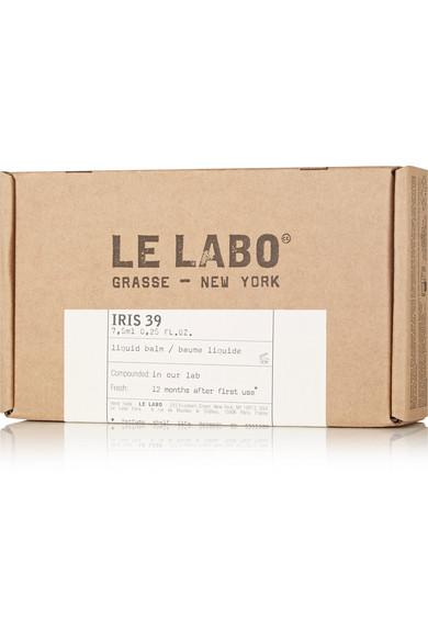 le labo iris 39 review