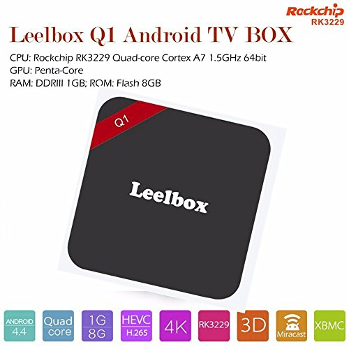 leelbox 2017 mxq pro android tv box review