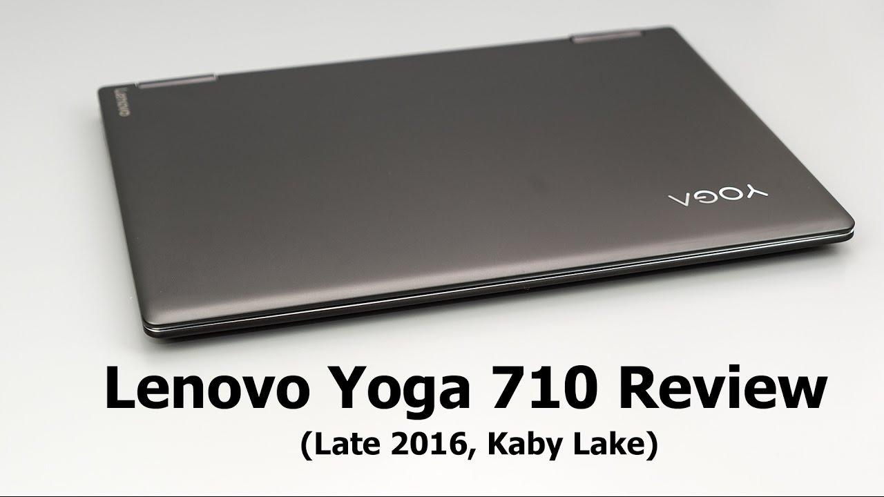 lenovo yoga 710 15ikb review