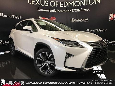lexus rx 450h awd review