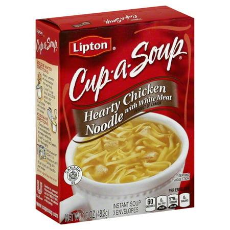 lipton cup a soup review