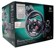 logitech drivefx racing wheel review
