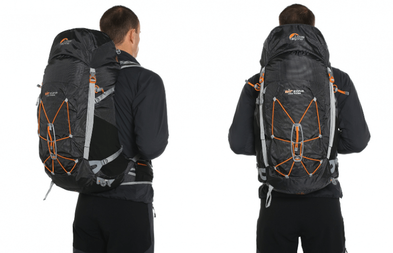 lowe alpine airzone trek 35 45 review