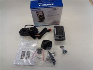 lowrance mark 4 hdi fishfinder chartplotter review