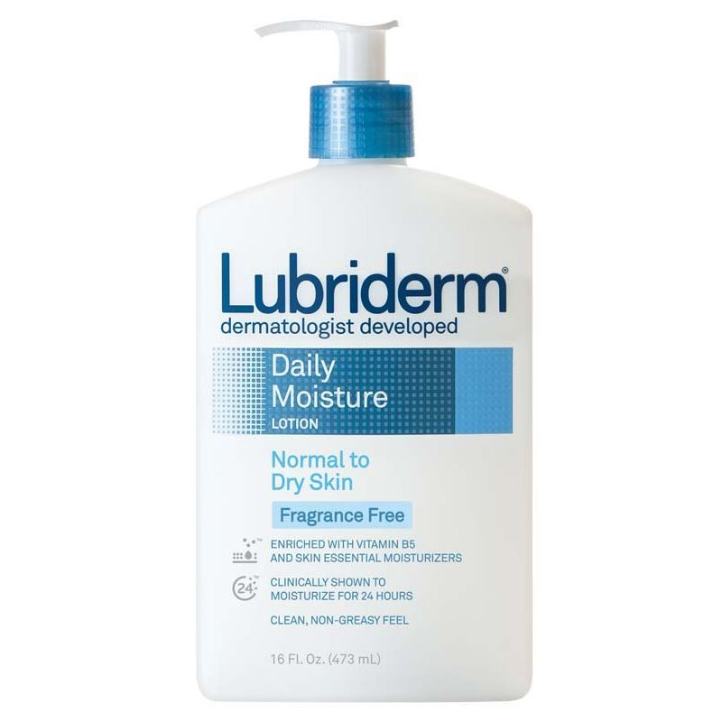 lubriderm daily moisture lotion review