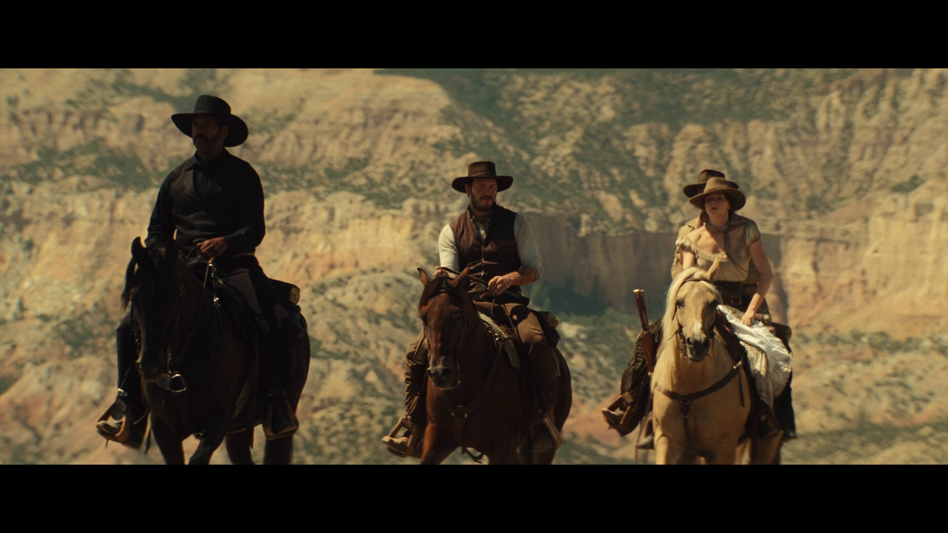 magnificent 7 blu ray review