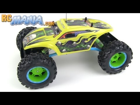 maisto tech rock crawler review