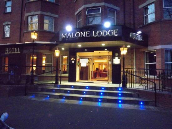 malone lodge hotel belfast reviews