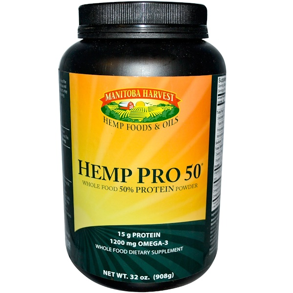 manitoba hemp protein powder reviews