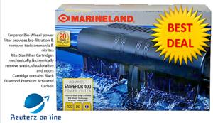 marineland emperor power filter 400 reviews