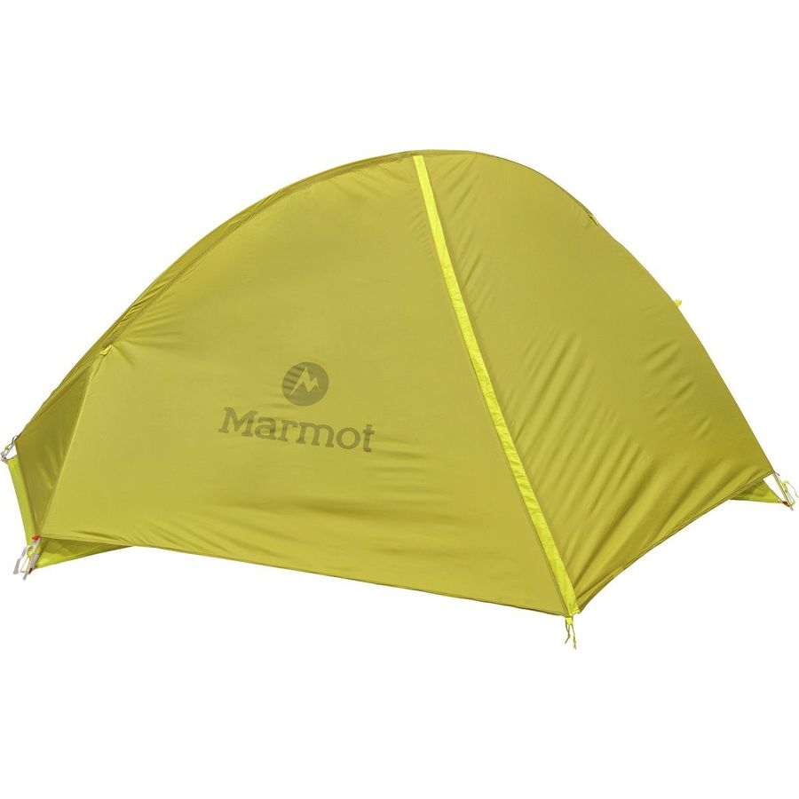 marmot force 1p tent review