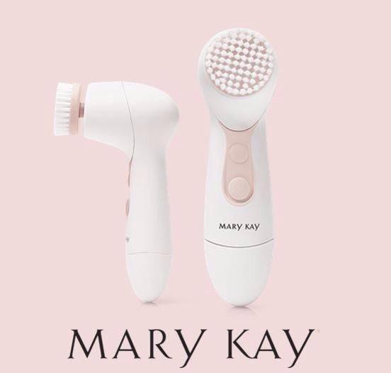 mary kay skinvigorate cleansing brush review