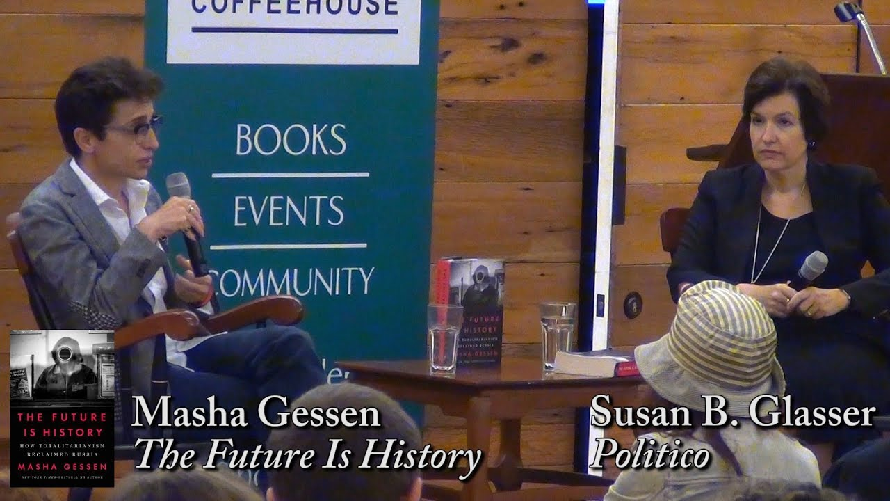 masha gessen the future is history review