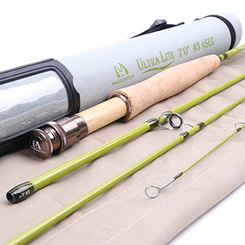 maxcatch premier fly rod review