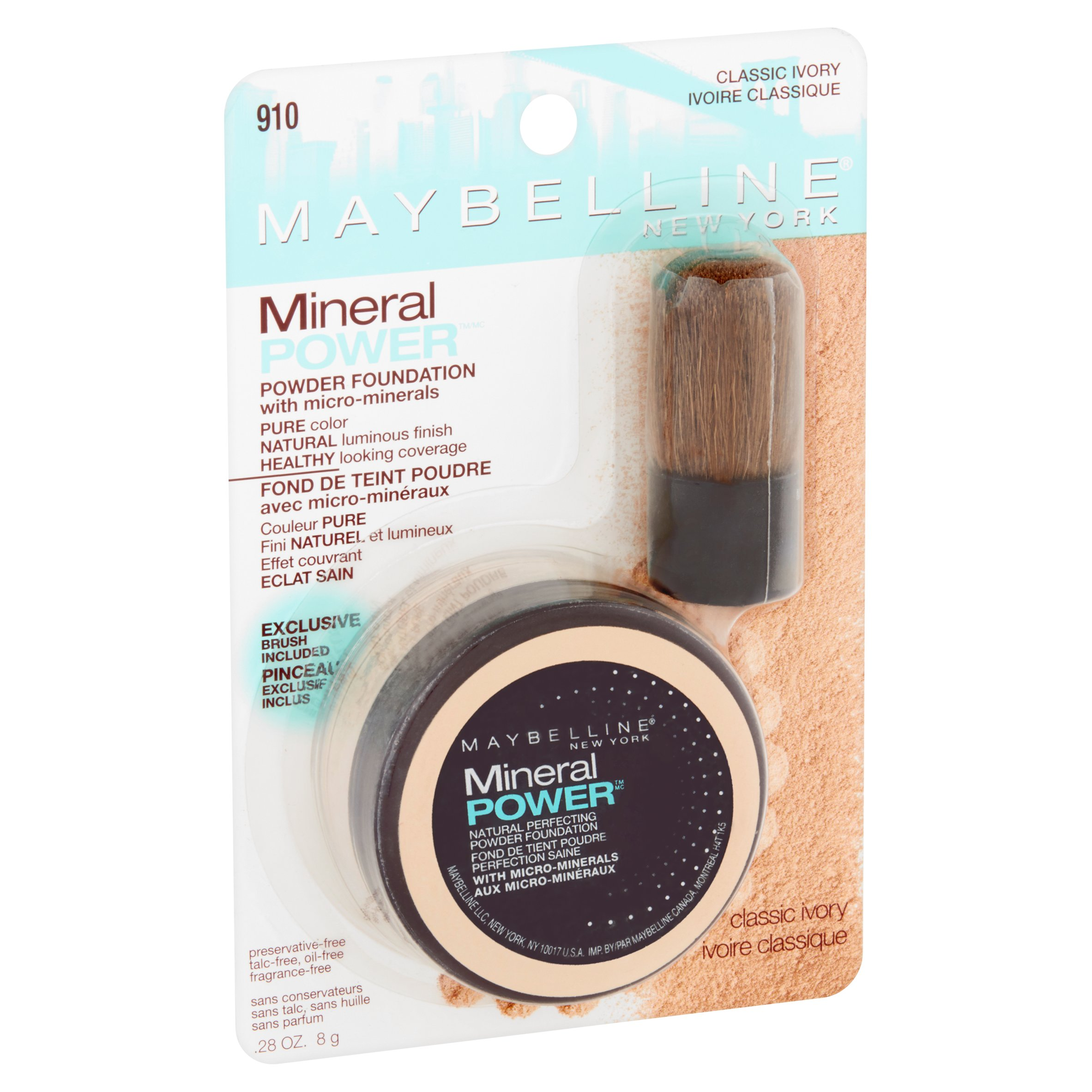 maybelline mineral liquid foundation review