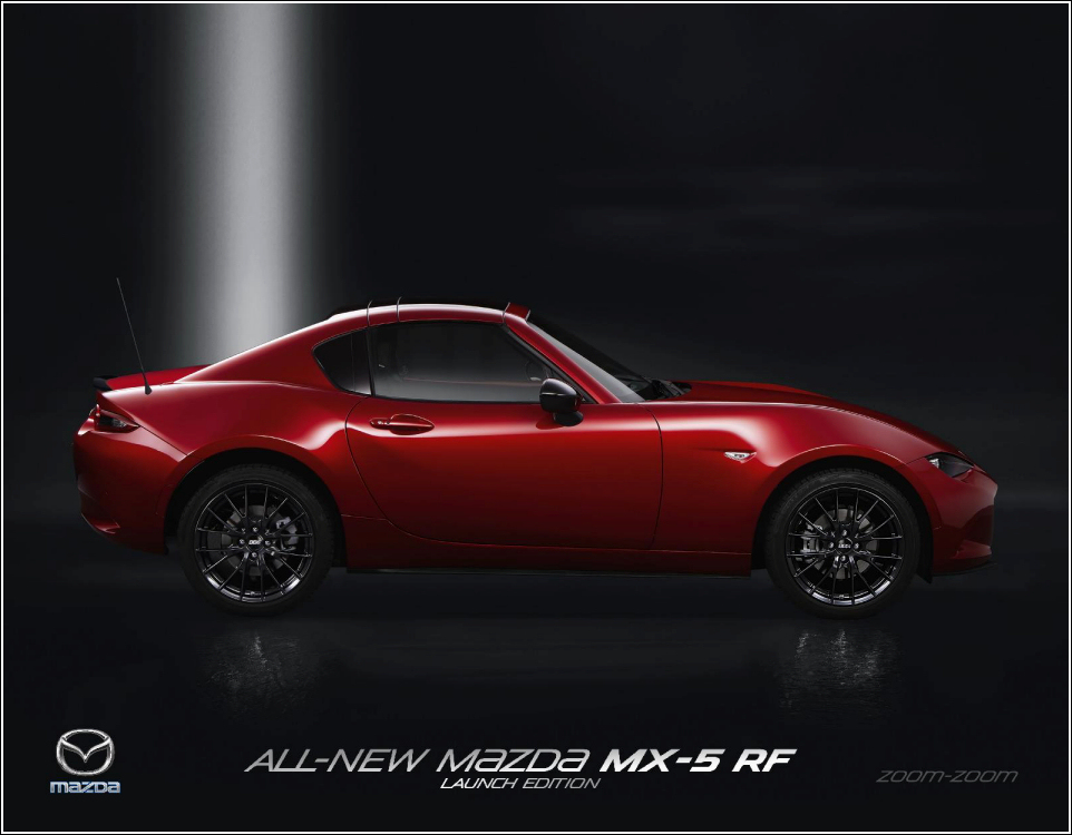 mazda mx 5 rf launch edition review