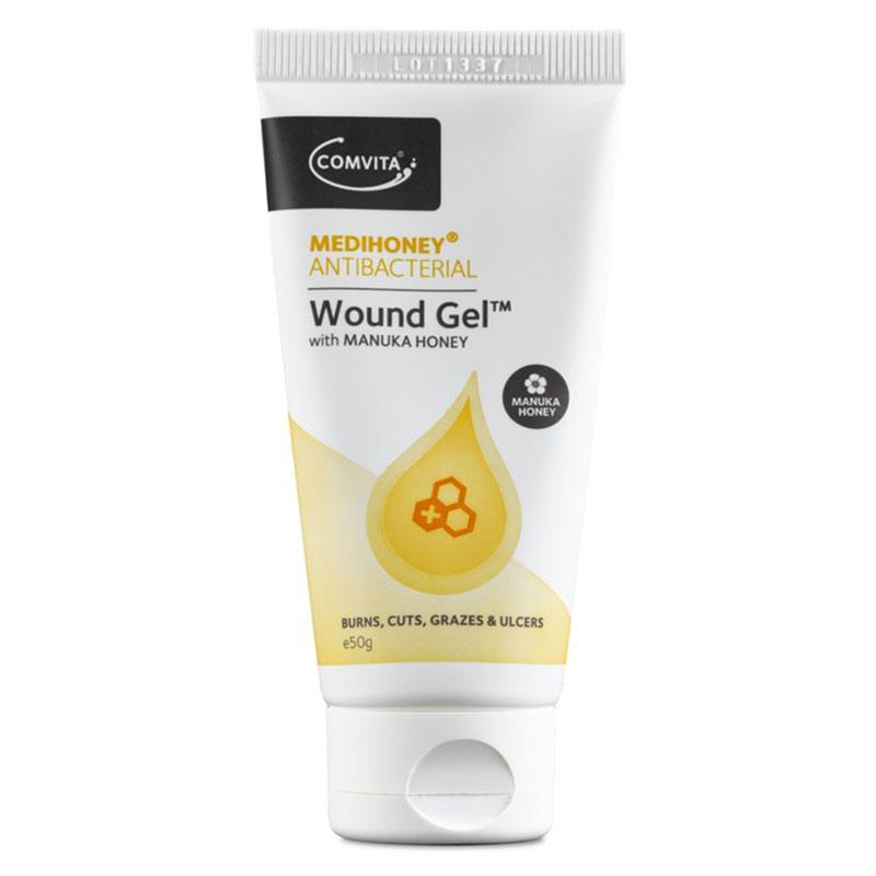medihoney antibacterial wound gel reviews