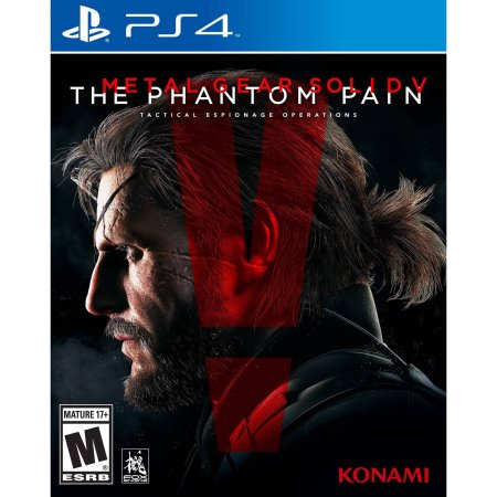 metal gear solid phantom pain ps4 review