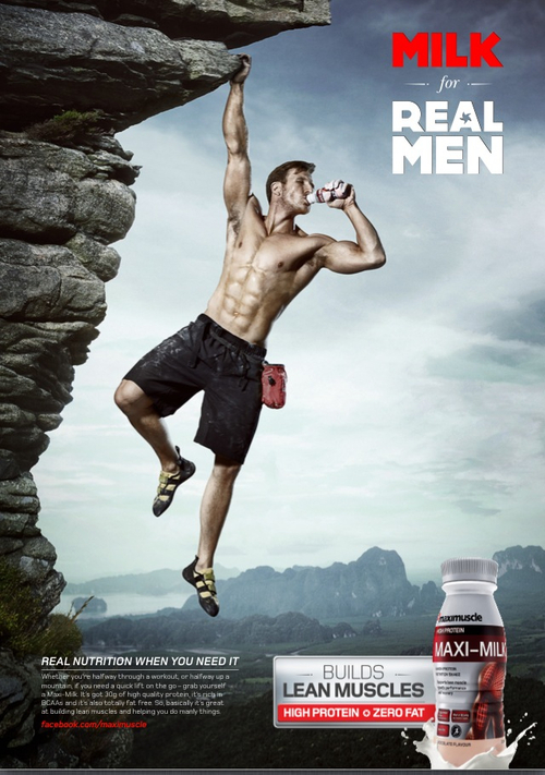 modern man real muscle review