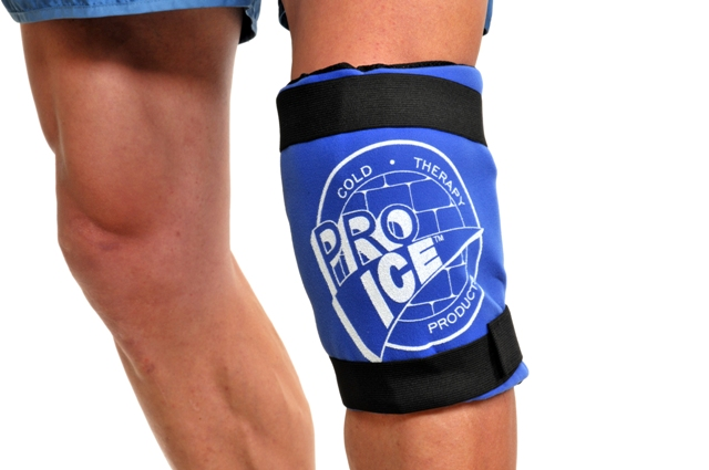 moji knee ice wrap review