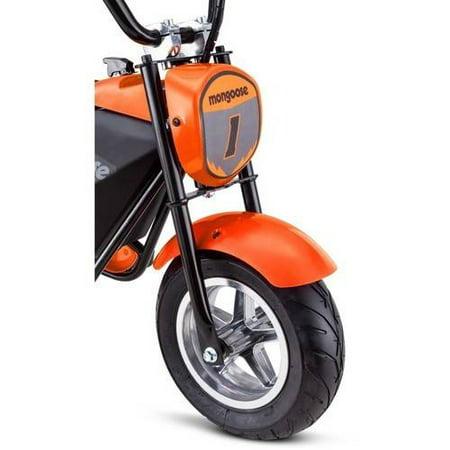 mongoose 24v mini bike review