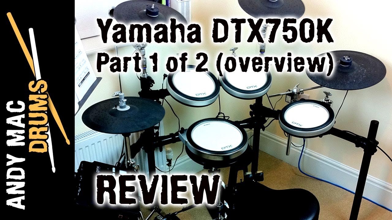 monoprice electronic drum kit review