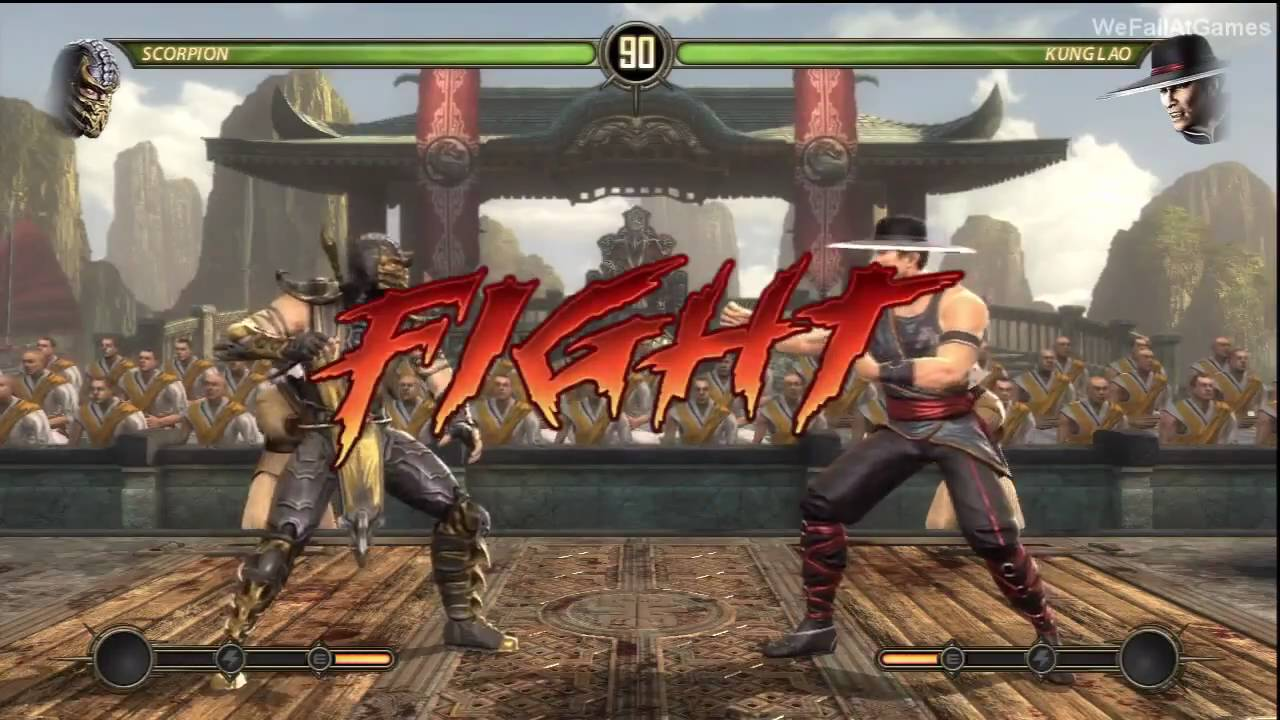 mortal kombat 2011 ps3 review