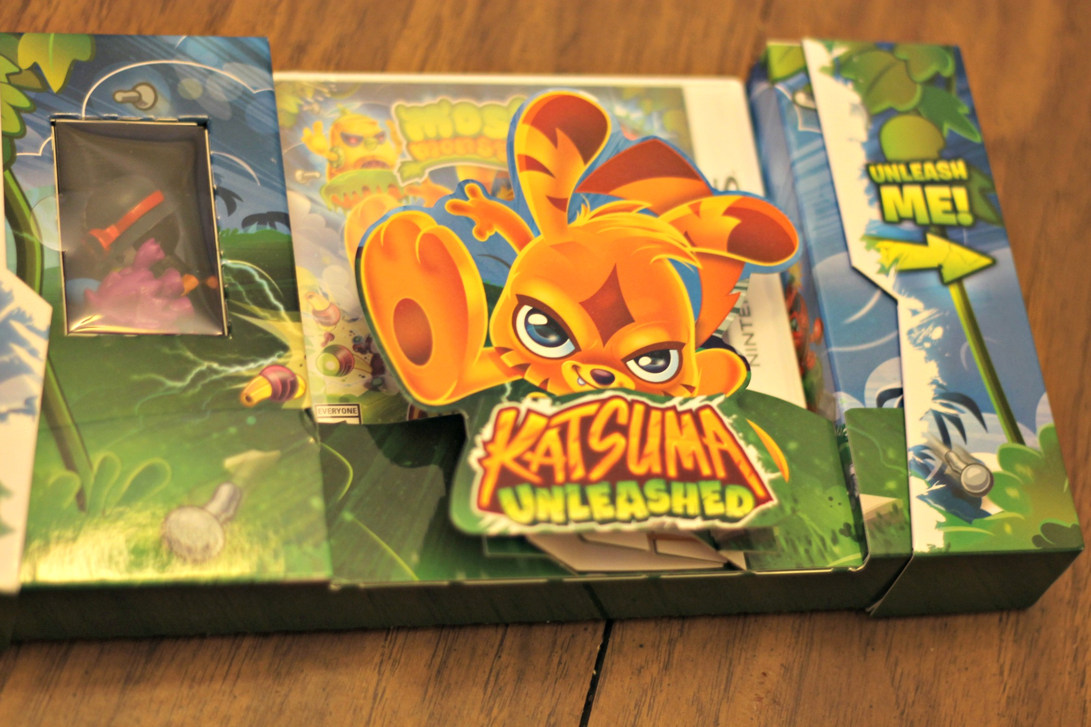 moshi monsters katsuma unleashed review