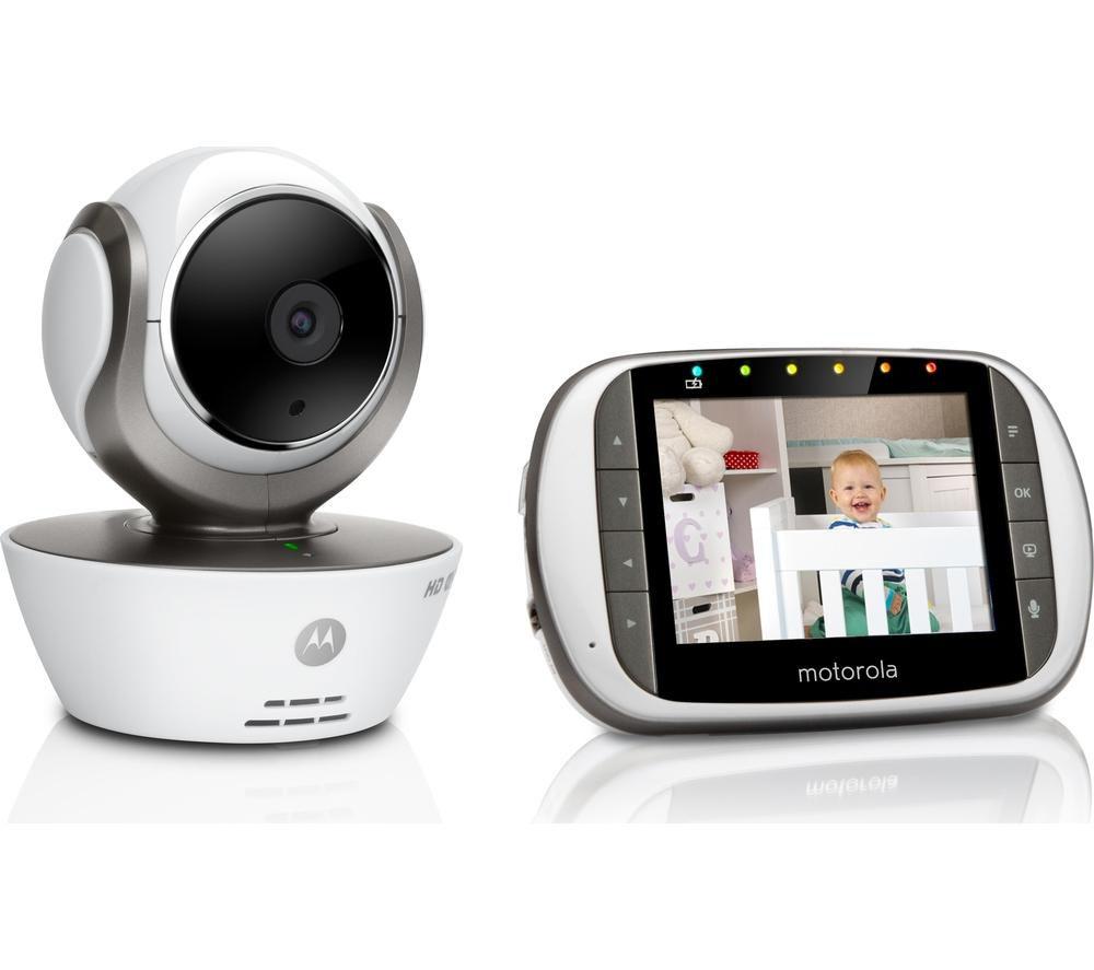 motorola 2.8 baby monitor review