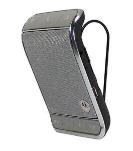 motorola tx500 bluetooth in car speakerphone review