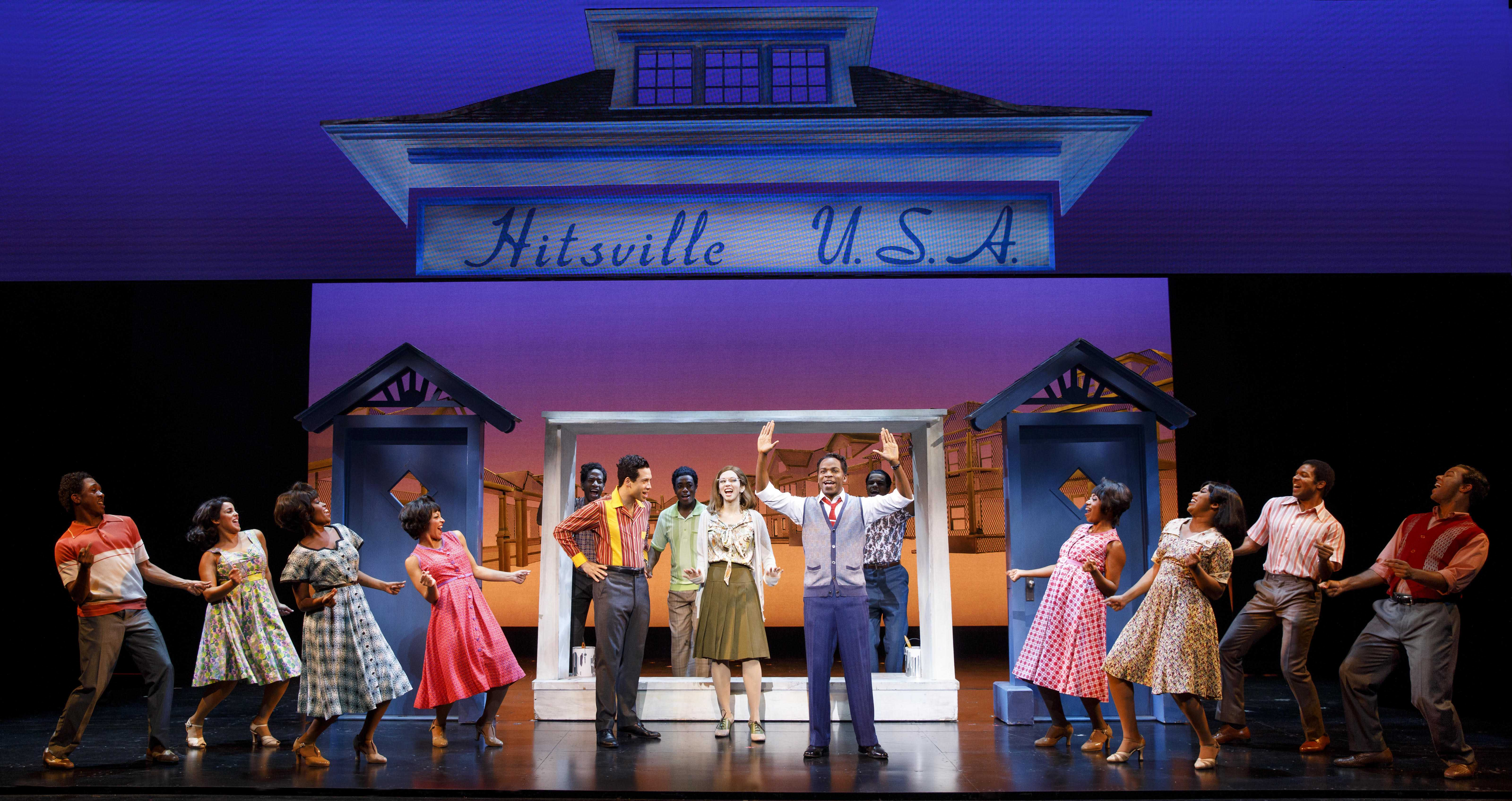 motown the musical reviews 2018