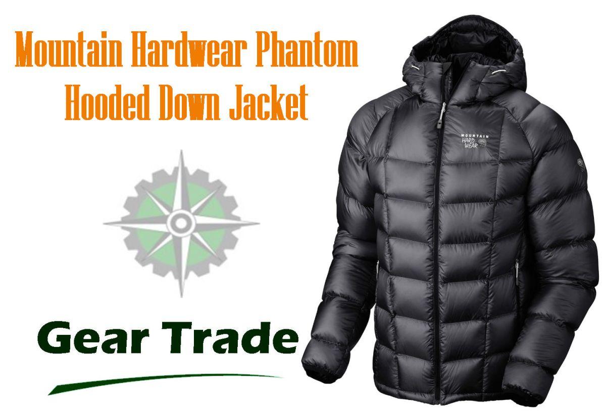 mountain hardwear phantom jacket review