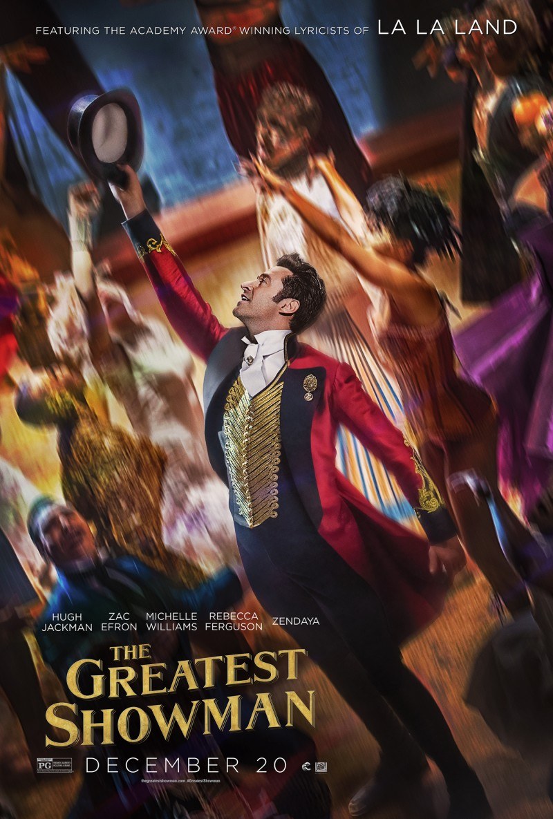 movie the greatest showman reviews