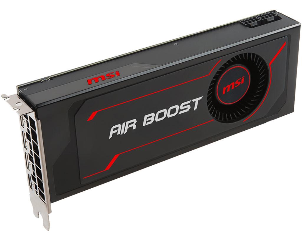 msi vega 56 air boost review